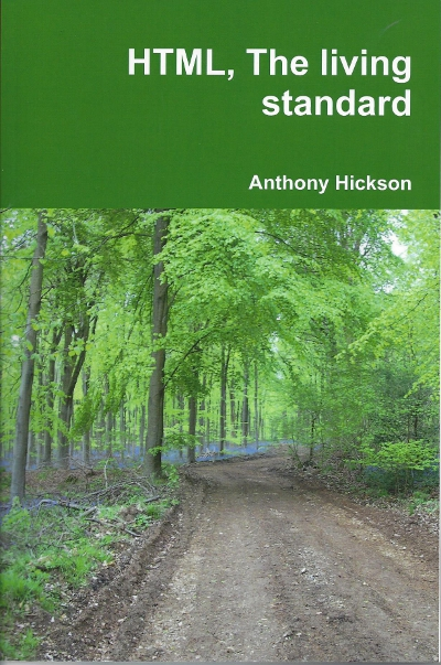 Front Cover of <q>The living standard</q>